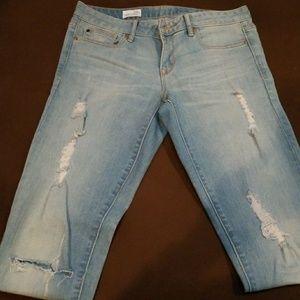 Women's Gap Tall Skinny Jeans